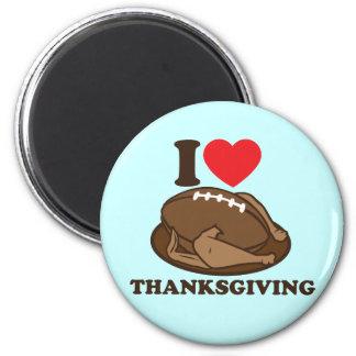 I love Thanksgiving Magnet