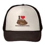 I love Thanksgiving Trucker Hat