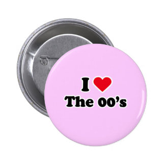 I love the 00's button