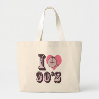 I Love the 1890s Tote Bag