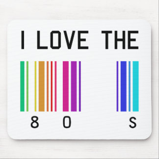 I love the 80´s design mouse pad