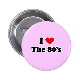 I love the 80's 2 inch round button