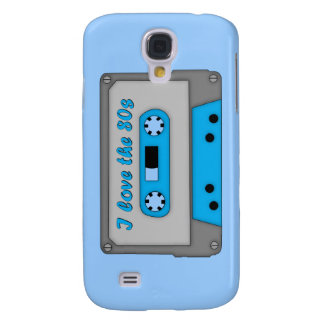 I Love The 80s (cassette) Samsung Galaxy S4 Covers