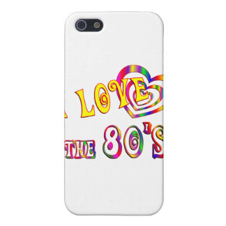 I Love the 80s iPhone 5 Covers
