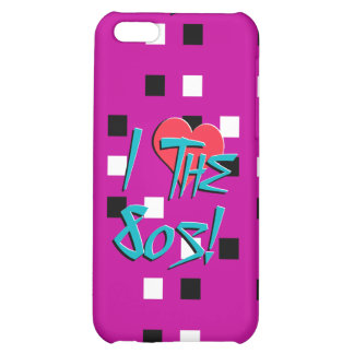 I Love The 80s! iPhone 5C Cases