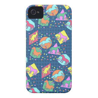 I Love the 90's Unicorn iPhone 4 Case-Mate Case