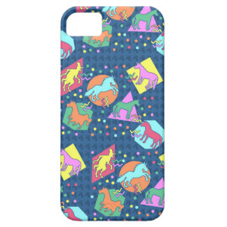 I Love the 90's Unicorn iPhone SE/5/5s Case
