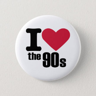 I love the 90's button
