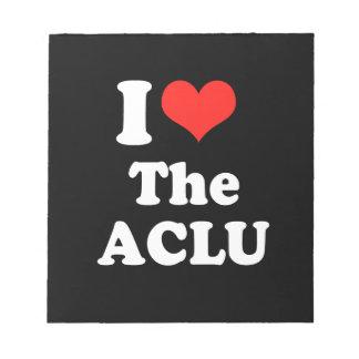 I LOVE THE ACLU png Scratch Pad