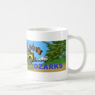 I Love the Arkansas Ozarks Coffee Mug