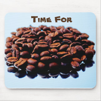 I Love the Aroma of Coffee Mouse Pad