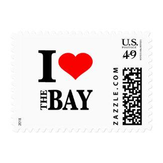I Love The Bay Area Postage