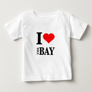 I Love The Bay Area Shirts