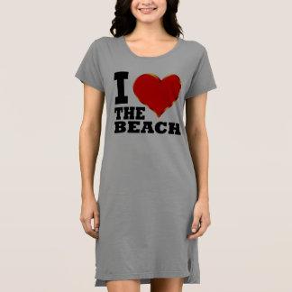 I Love The Beach Dress
