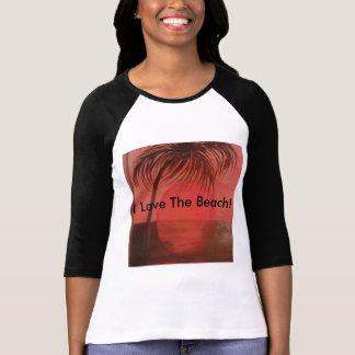 I Love The Beach! Shirt