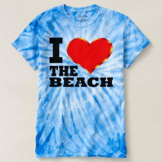 I Love The Beach T-shirt