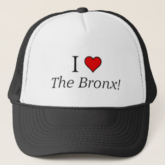 I love the Bronx Trucker Hat