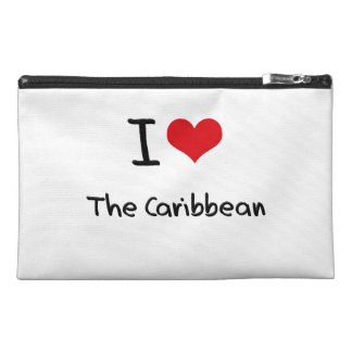 I love The Caribbean Travel Accessory Bags