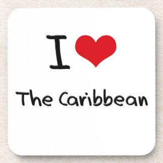 I love The Caribbean Beverage Coasters