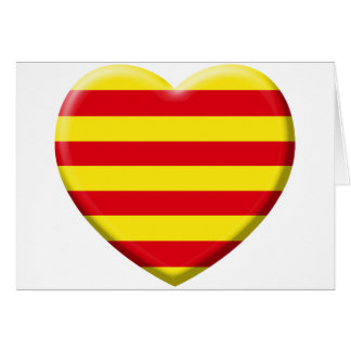 I love the Catalans Card