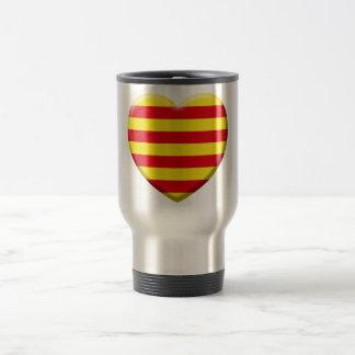 I love the Catalans Travel Mug