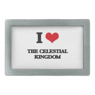 I love The Celestial Kingdom Belt Buckle