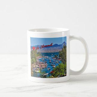 I Love the Channel Coffee Mug