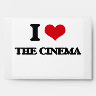 I love The Cinema Envelope
