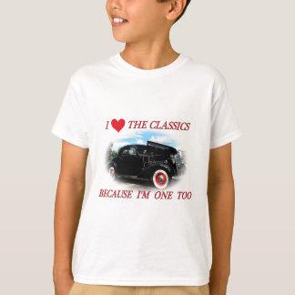 I Love The Classics 2 T-Shirt