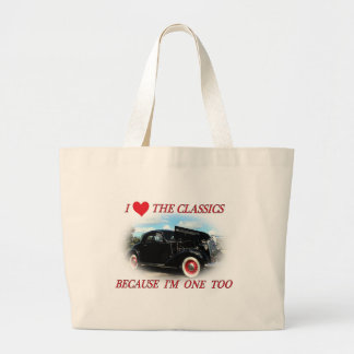 I love the classics bags