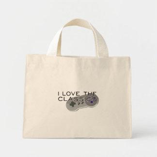 I Love The Classics Game Controller Bag