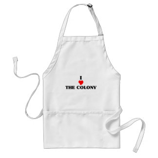 I love The Colony Adult Apron