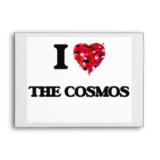 I love The Cosmos Envelope