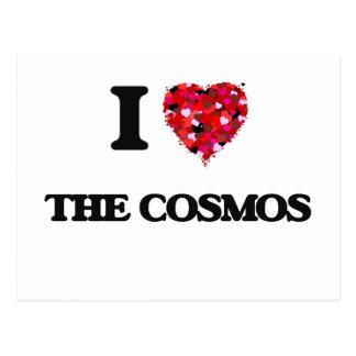 I love The Cosmos Postcard