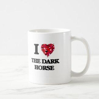 I love The Dark Horse Classic White Coffee Mug