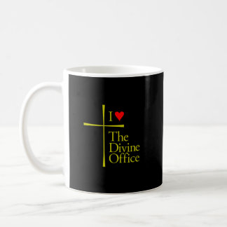 I Love The Divine Office Coffee Mug
