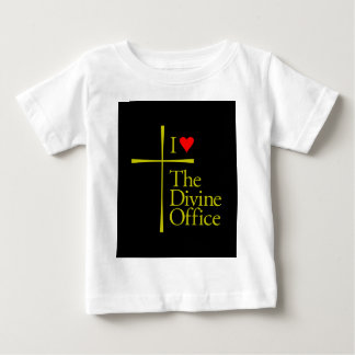 I Love The Divine Office Shirt