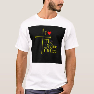 I Love The Divine Office T-Shirt