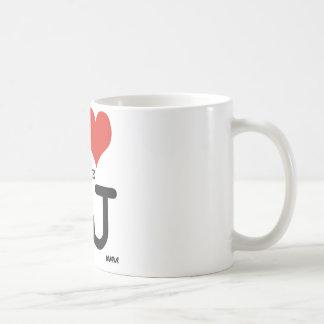 I love the DJ Coffee Mug