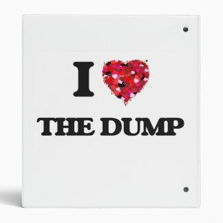 I love The Dump Binder