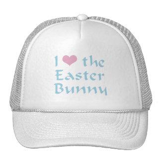 I Love the Easter Bunny Trucker Hat