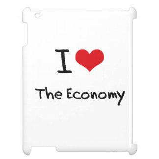 I love The Economy iPad Cases