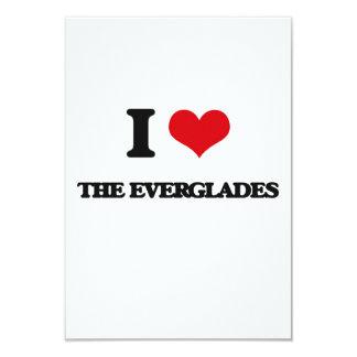I love The Everglades 3.5x5 Paper Invitation Card