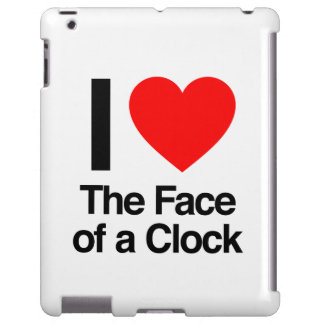 i love the face of a clock