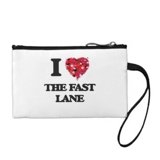 I love The Fast Lane Coin Wallet
