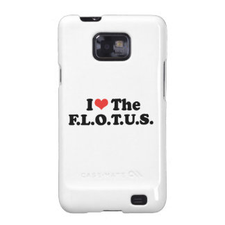 I LOVE THE FLOTUS - .png Galaxy SII Cover