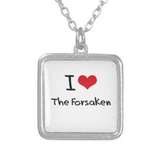 I Love The Forsaken Jewelry