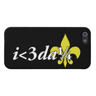 i love the french quarter iPhone5case Covers For iPhone 5