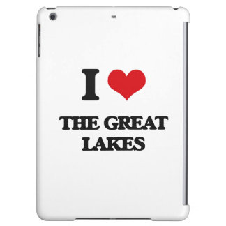 I love The Great Lakes iPad Air Cases