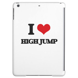 I Love The High Jump Cover For iPad Air
